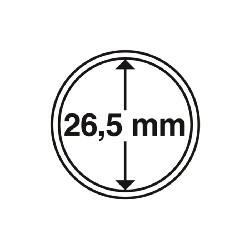 Münzkapsel Innendurchmesser 26,5 mm
