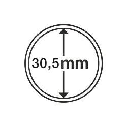 Münzkapsel Innendurchmesser 30,5 mm
