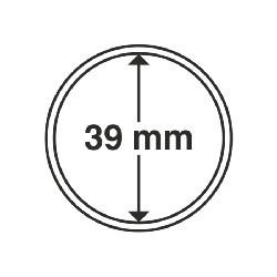 Münzkapsel Innendurchmesser 39 mm