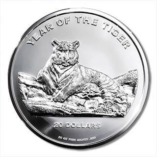 Cook Island Tiger 2010 20 oz