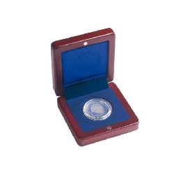Münzetui Volterra für 1 Münze bis 41 mm
