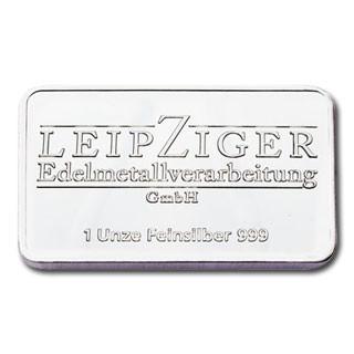 Silberbarren LEV 1 oz