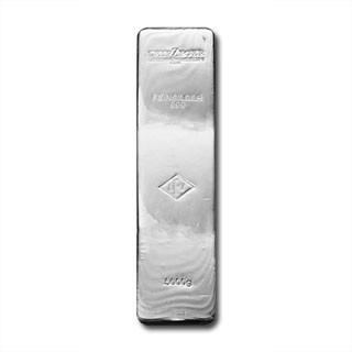 Silberbarren LEV 5 kg