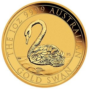Schwan Australien 2021 Gold 1 oz