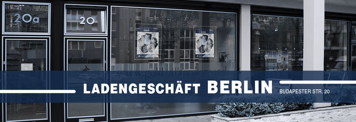 Ladengeschaeft Berlin