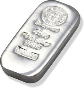Silberbarren Argor-Heraeus 250 g