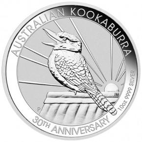 Kookaburra 2020 Silber 10 oz