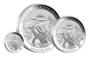 Kookaburra 2019 Silber 10 oz
