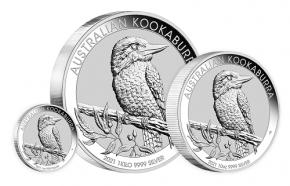 Kookaburra 2021 Silber 1 oz